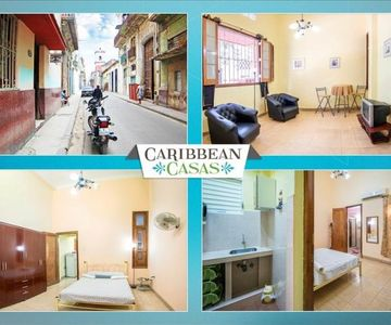 Photo for 1BR Apartment Vacation Rental in HAVANA