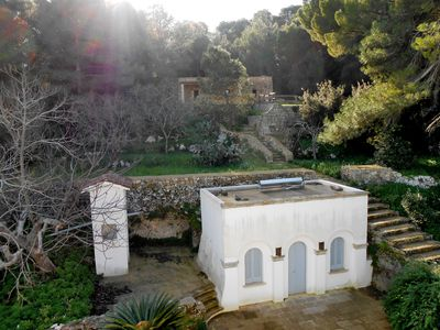 Photo for Estate with old stone houses surrounded by greenery! in the heart of Salento!