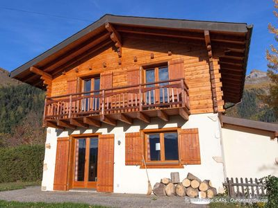 Photo for Cosy Chalet Cassiopée in the center of the resort