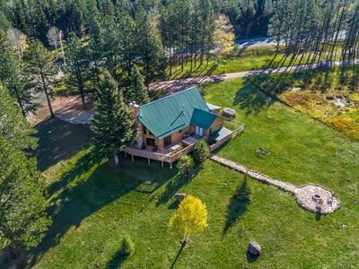 Photo for Monte Verde Lake; Tons of Wildlife; Hot-Tub; Fire-Pit! Deer Run Cabin