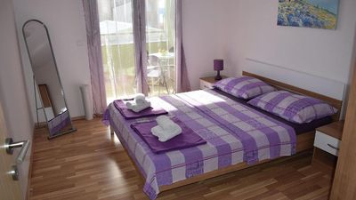 Photo for Holiday apartment Okrug Gornji for 1 - 4 persons with 1 bedroom - Holiday apartment in a villa