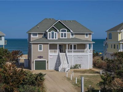 Photo for Standout OCEANFRONT home, pet friendly, Hot Tub, Elevator, RecRoom