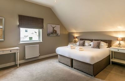 Photo for Townhouse No. 7 sleeps 8 guests, perfect for golfers and families visiting the Lake District, just 1