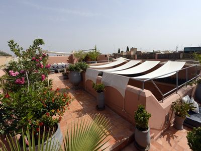 Photo for restored fully staffed riad Marrakech Medina. Fully  licensed  maison d hotes