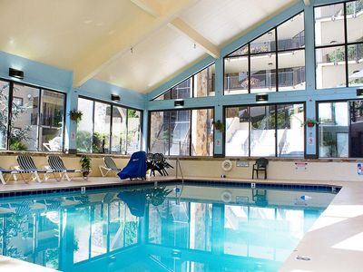 Photo for Cozy 1BR Condo Walking Distance to Downtown w/ Resort Pools & Complimentary WiFi