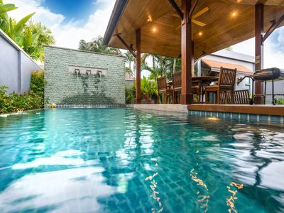 Photo for Onyx Nai Harn villa 3 rooms with swimming pool