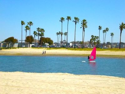 Photo for Great Location near Beach,Bay, Restaurants & Shopping,Parking for 2 cars,  GATED