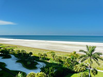 Photo for Beachfront gem w/ short walk to premier restaurants