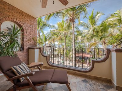 Photo for PlazaMar #203 - Oceanfront - Directly on the Malecon in Romantic Zone!