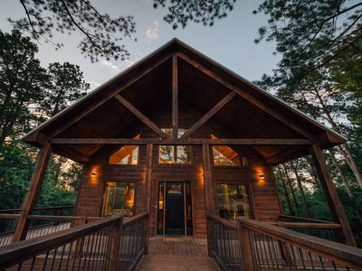 Photo for 5BR Cabin Vacation Rental in Broken Bow, Oklahoma