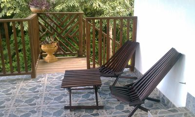 Photo for Harpy Eagle Cabin- 1 Bedroom house