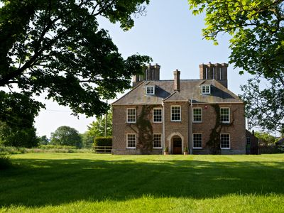 Photo for Luxury Dorset Farmhouse - Large Grounds & Beautiful Countryside Location