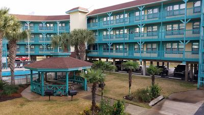 Photo for Beautiful Updated Sea Breeze Condo Just Steps From The Beach