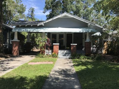 Beautiful Fully Renovated Historic Bungalow in Tampa