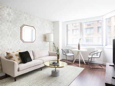 Photo for Bright 1BR in Midtown East by Sonder