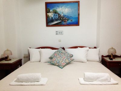 Photo for NEW LISTING - Double Room at the center of Spili ♥
