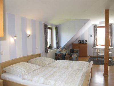 Photo for Apartment Pfahlhaus (GCH120) in Carolinensiel - 2 persons, 1 bedrooms