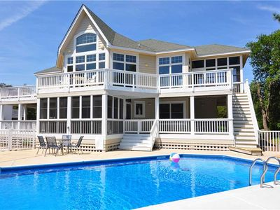 Photo for Billy's Banks: 4 BR / 4 BA house in Corolla, Sleeps 9