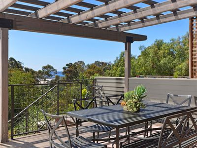 Photo for Quiet, Restful Hideaway Centrally Located With View Of Wooded Canyon And Bay