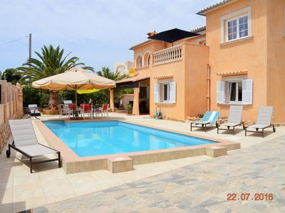 Photo for Holiday house Cala Pi for 1 - 7 persons with 4 bedrooms - Holiday home