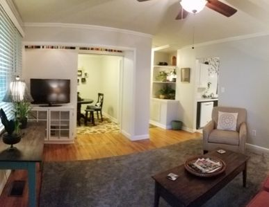 Photo for Cozy 2 Bdrm House near Uptown, family-friendly walkable neighborhood