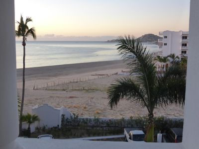 "Photo for 'Beautiful Mykonos Bay Resort"" on Costa Azul Surf Beach!!!- Floor 4 End Unit"