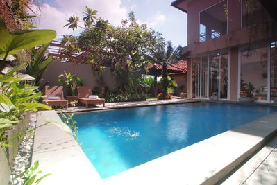 Amazing 5 Bedroom Pool Villa, Kerobokan