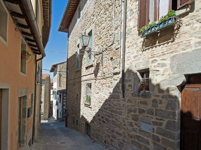 Photo for 1BR Apartment Vacation Rental in Cortona