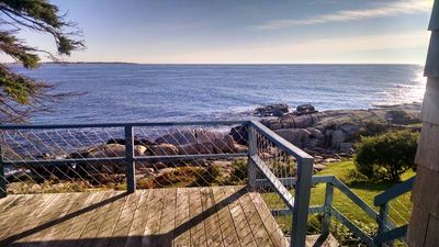 Photo for Quintessential Maine Oceanfront!