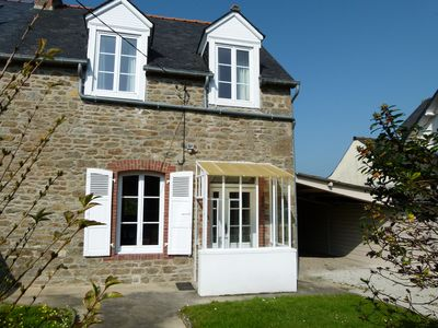 Photo for Charming country house located in Saint Briac sur Mer