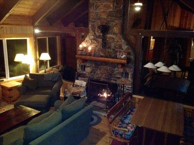 Photo for Beautiful cabin-Rubicon Bay, Hot tub, Private BOCCE ct. Best Beach in Tahoe!
