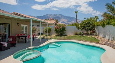 Photo for Palm Springs Getaway! 4bdrm Heated Pool & Spa