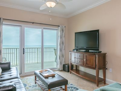 Photo for Waterfront condo w/ community outdoor and indoor pools, hot tub & fitness center