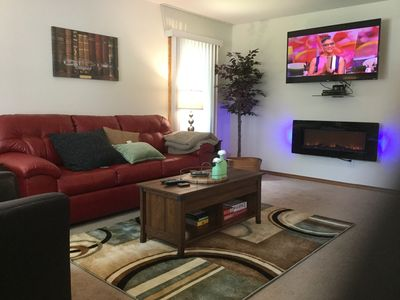 Large space perfect for family get togethers