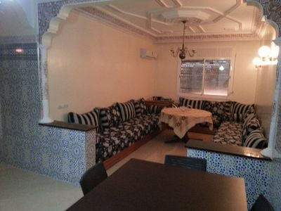 Photo for 1BR Apartment Vacation Rental in TAMANSOURT,MARRAKECH