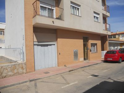 Photo for NICE 1 BEDROOM GROUND FLOOR FLAT IN LOS ALCAZARES LESS THAN 5 MIN WALK TO BEACH