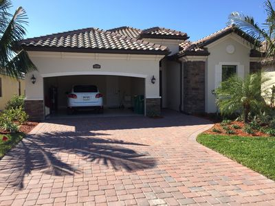 Photo for Brand New Golf Home with Lake and Golf view ( Golf membership available )
