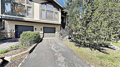 Photo for 3-Bedroom, Private Hot Tub, Bright, Spacious End-Unit Townhouse in the Heart of Breckenridge!