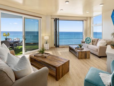 Remodeled Private Beach House with Spa!