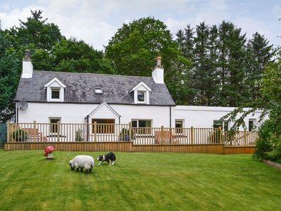 Photo for 3 bedroom property in Dornoch. Pet friendly.