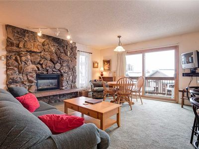 Photo for SC300 by Mountain Resorts ~ Community Hot Tub, Great Views! ~ Private Deck