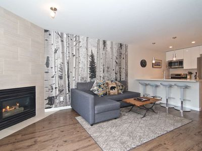 Photo for SUPERB Location in MARKETPLACE,WHISTLER VILLAGE. FULLY RENOVATED UNIT;Great Value