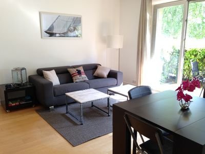 Photo for 1BR Apartment Vacation Rental in Deauville, Normandie