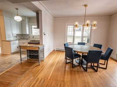 Photo for Charming Washington Park Home - 1 block from the park