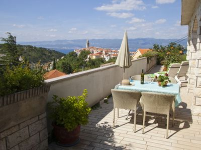 Photo for Apartments Marija (12771-A2) - Vrbnik - island Krk