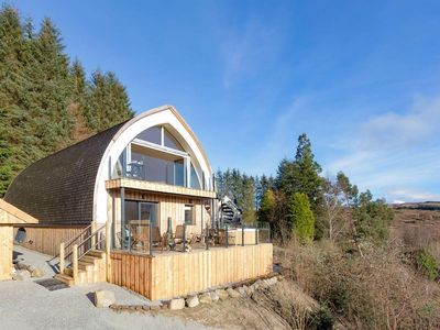 Photo for 2BR House Vacation Rental in Strontian, near Fort William