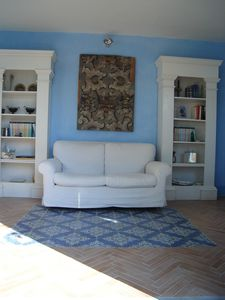 Photo for CAPRI (CAPRI). A Charming House with Garden in a Romantic Area of the Center
