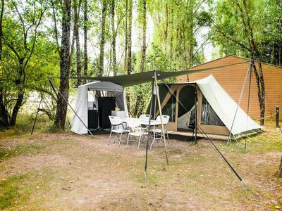 Photo for Camping Both of Orouet *** - The Tot Tent People No Sanitary 2/4