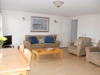 Photo for Seaview Apartment 2 Bedroom Luxury Apartment In Newcastle County Down Sleeps 4