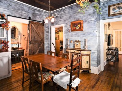 Photo for Charming & Unique Historic Home Close to Downtown, Beach & Pet Friendly!